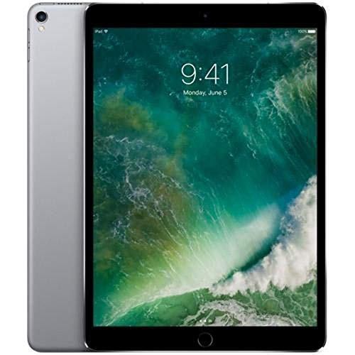 """Apple 10.5"""" iPad Pro (256GB, Wi-Fi + 4G LTE, Space Gray) (Refurbished) Kentucky"""