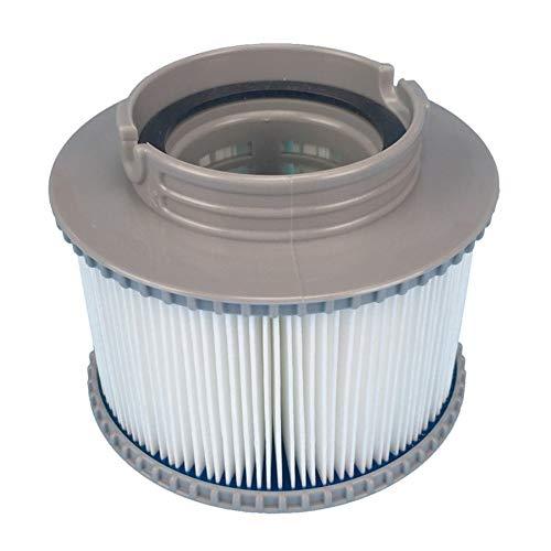Limpiador de piscinas MSPA FD2089 Ronda herramienta piscina inflable universal colador Bañera...