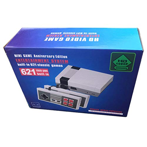 Retro HDMI Family Game Mini Entertainment System Console Storage 621 Paragraph Video Games