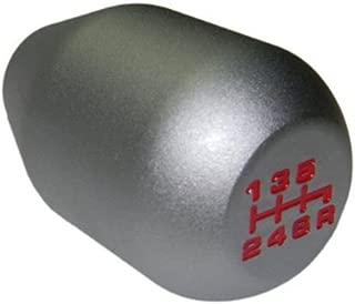VMS RACING Acura Integra RSX Type-S 10x1.5mm Thread Billet Aluminum Silver 6 Speed Shift Knob in Gunmetal