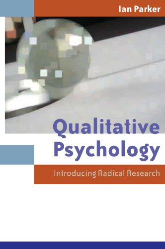 Qualitative Psychology: Introducing Radical Research