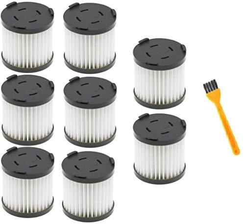 DONGYAO Filterfor - Filtro de vacío para aspiradora JIMMY JV51 JV53 JV83, 9 piezas de aspiradora