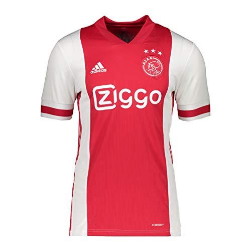 adidas Ajax Amsterdam Trikot Home 2020/2021 Weiss