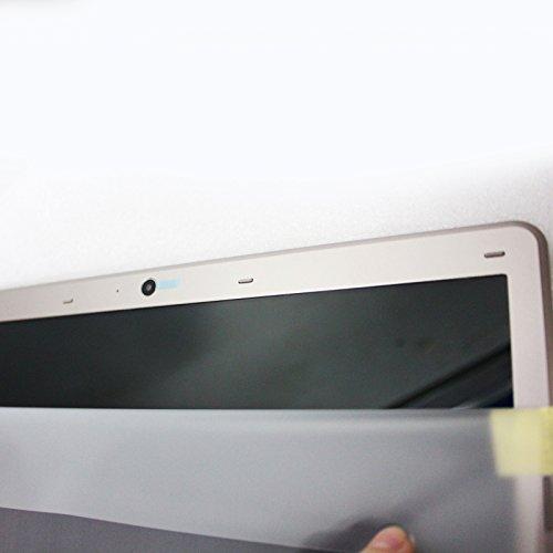 LCDOLED® 100% Neu 13.3 zoll LCD Screen Display Panel B133XW03/B133XTF01 komplett Bildschirm Assembly mit Gehäuse für Acer Aspire S3-391 MS2346 Ultrabook (Champagne)