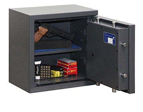 Kurzwaffentresor für Kurzwaffen und Munition nach EN 1143-1 Klasse N/0 mit Elektronikschloss