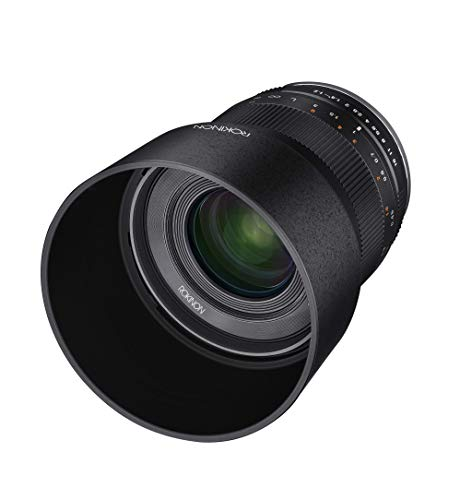 Rokinon 35mm F1.2 High Speed Wide Angle Lens