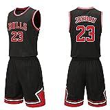 PPDD Camiseta para Hombre Baloncesto Jersey B L JORD N 23 #, Traje de Baloncesto...