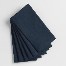 Dark Indigo Blue Buffet Napkins Set of 6 | World Market
