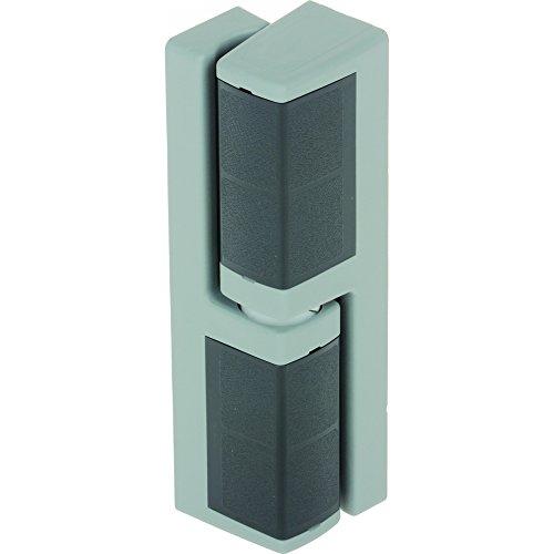 Fermod 360026 481/Hip composiet scharnier voor overlappende deuren