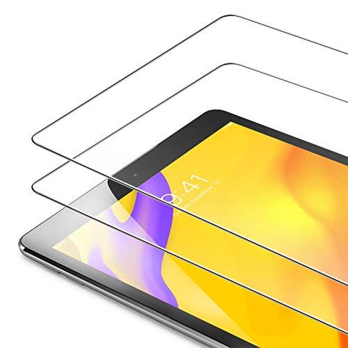 Bewahly Cristal Templado para iPad 9.7 [2 Piezas], Ultra Fino Completa Cobertura...