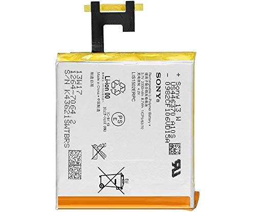 Batteria Originale Sony Modello LIS1502ERPC - 2330 mAh con Carica Rapida 2.0 Per Sony Xperia Z C6603 - Senza Scatola