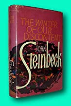 Rare John Steinbeck / THE WINTER OF OUR DISCONTENT 1st Edition 1961