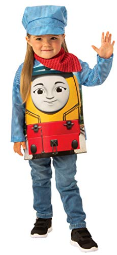 Thomas & Friends Girl's Rebecca Train Costume, Toddler