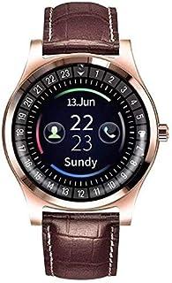 Gymqian Fitness Tracker Activity Tracking Smart Pulset Fitness Tracker Bluetooth, Smart Recordatorio Actividad Tracker Calorie Podómetro Contador Compatible con Android Phone Sport