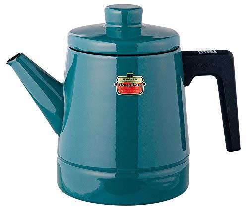 富士ホーロー ハニーウェア ソリッド コーヒーポット 1.6L S...