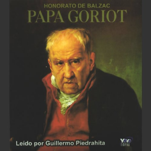 Papa Goriot [Father Goriot] cover art