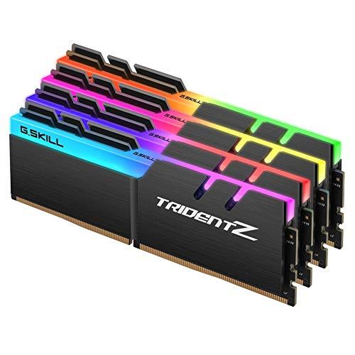 G.Skill 64GB DDR4-3000 módulo de - Memoria (64 GB, 4 x 16 GB, DDR4, 3000 MHz, 288-pin DIMM)