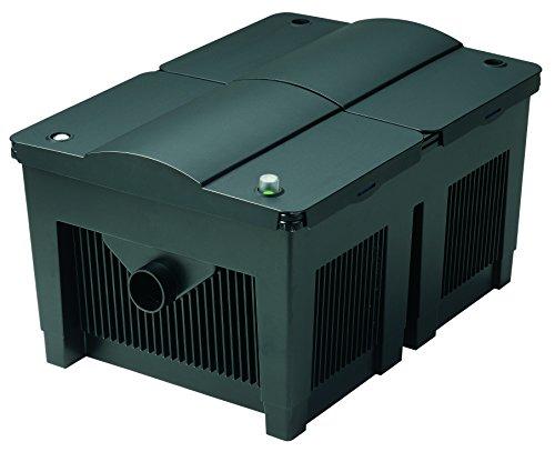OASE 56641 Durchlauffilter BioSmart 36000 | Filter für bis zu 36.000 l/h | Filtersystem | klares Teichwasser | Teichfilter