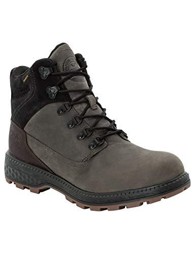 Jack Wolfskin Herren Jack Texapore MID M Wasserdicht Combat Boots, Grau (Dark Steel/Black 6059), 41 EU
