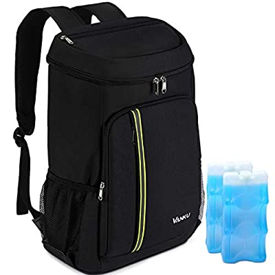 VANKU Insulated Cooler Backpack 30 Cans