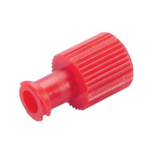 Braun Set mit 100 Combi Stopper Blende mit Aufsatz, Rot