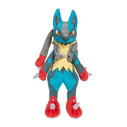 Pokemon Mega Lucario 10 Plush