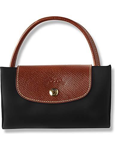 Longchamp Le Pliage Kleine Handtasche schwarz