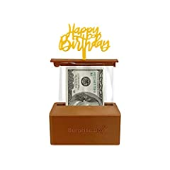 WHAT YOU NEED: Do you want to surprise your kids, grandson, or best friend with the most versatile and widely-appreciated gift of them all: cash? We know how you can do it in style: the amazing money cake dispenser, an incredible accessory that you w...