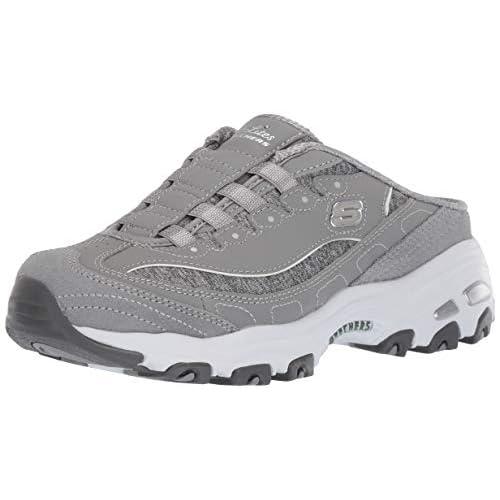 Skechers Sport D'Lites Slip-on Mule Sneaker