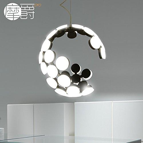 Brief creativo LED circa il nordic singola testa fondato i bagni moderni, come ad esempio la testa del letto balcone arte ,50cm lampada