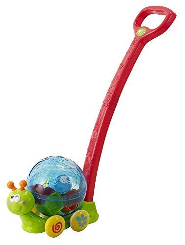 Bavaria-Home-Style-Collection Schiebespielzeug Nachziehspielzeug Nachzieh Spielzeuge Schiebetier Schnecke Schieb und Sortier Schiebe Schneckenkumpel Lauflern Spielzeug
