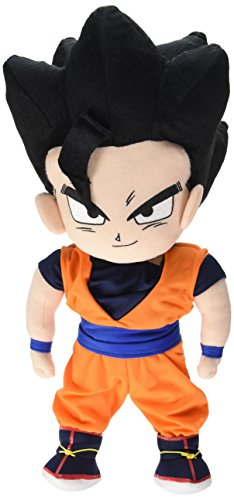 GE Animation GE-52961 Dragon Ball Z Ultimate Gohan Stuffed Plush, Large/18