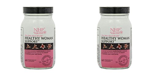 (2 PACK) - Nhp Healthy Woman Support Capsules | 60s | 2 PACK - SUPER SAVER - ...