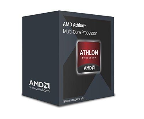AMD Athlon X4 860K 4MB L2 Caja - Procesador Athlon X4, Socket FM2+, PC, 860K, DDR3-SDRAM, 0-72,4 °C
