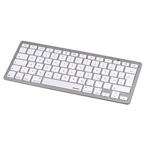 Hama KEY2GO X500 Bluetooth Tastatur fur Apple iPad