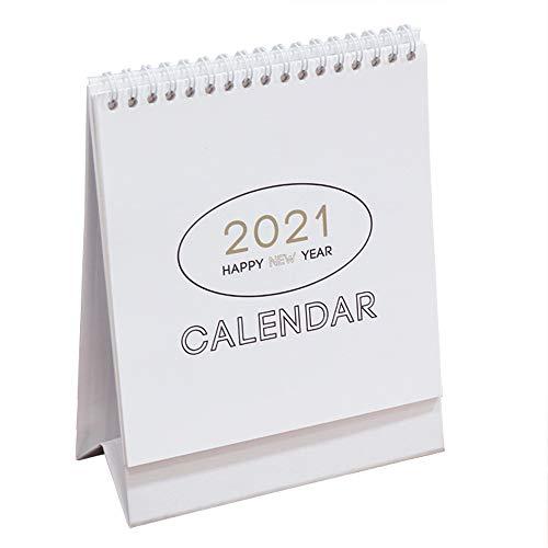 7321Design(7321デザイン) 2021年テーブルログ卓上カレンダー(2020年12月〜)