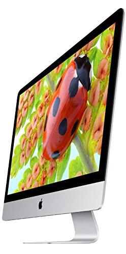 Finales-2015 Apple iMac con Retina 5K Display/4.0GHz Intel Core i7 (27-pulgadas, 16GB RAM, 2TB Fusion Drive Almacenamiento) (Reacondicinado)