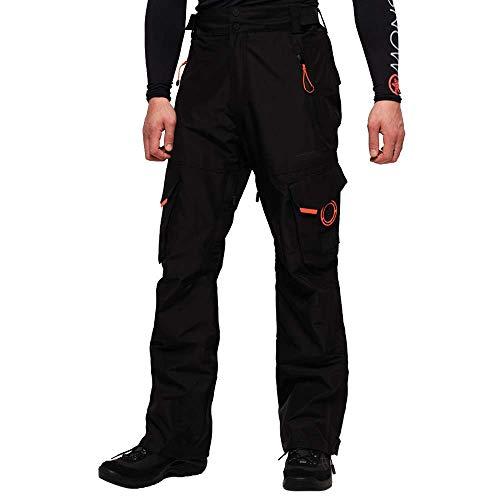 Superdry Snow Pantalon de Ski pour Hommes