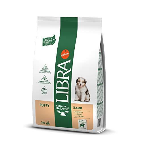 LIBRA Puppy Lamb & Rice 3KG
