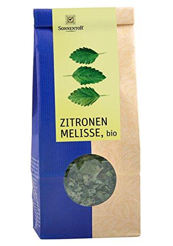 Sonnentor Tee Zitronenmelisse lose, 2er Pack (2 x 50 g) - Bio