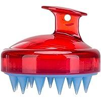 Frcolor Hair Scalp Brush Shampoo Massager Silicone Shower - Cepillo para el cabello