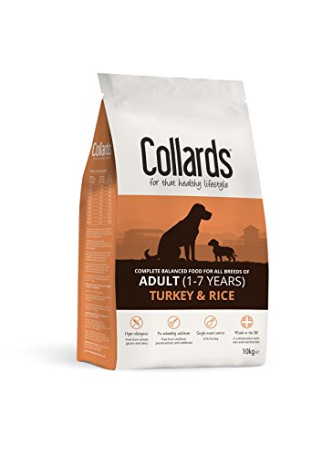 Collards Adulte Dinde et Riz, 10 kg