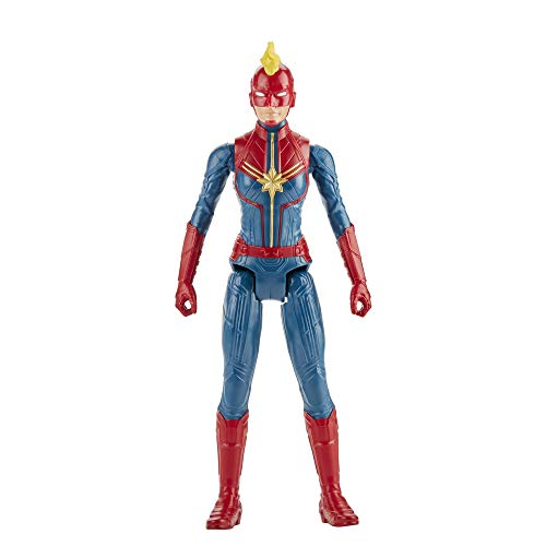 Hasbro Marvel Avengers AVN Titan Hero Figure Captain Marvel