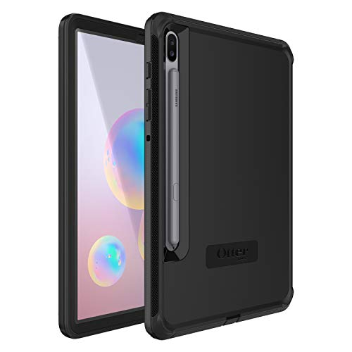 OtterBox Defender Series Case for Samsung Galaxy Tab S6 - Black