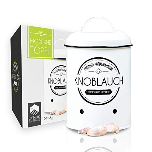 LOFTASTIC -  ® Knoblauchtopf -