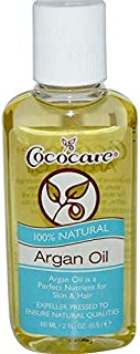 Natural Argan Oil by Cococare, 2 oz.