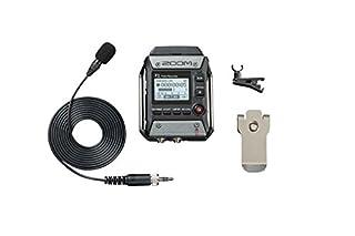 Zoom F1-LP/UK Field Recorder Plus Lavalier Mic Pack (B079SS559N) | Amazon price tracker / tracking, Amazon price history charts, Amazon price watches, Amazon price drop alerts