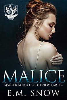 Malice  A Dark High School Romance  Angelview Academy Book 2