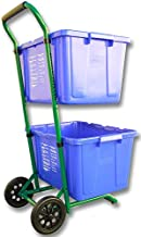 Recycle Carts for Recycle Bins Robust for Simple Recycle Bin Moving | Recycle Caddy (Single Pack)
