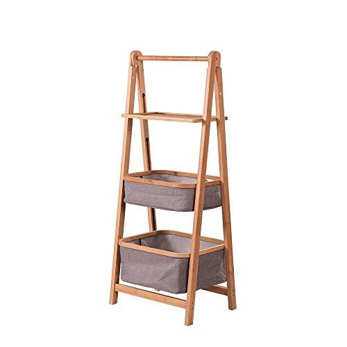 YXF-Badkamer plank set Badkamer plank vloer badkamer opbergmand IKEA hamper wasmand berging mand vloer YXF-@@